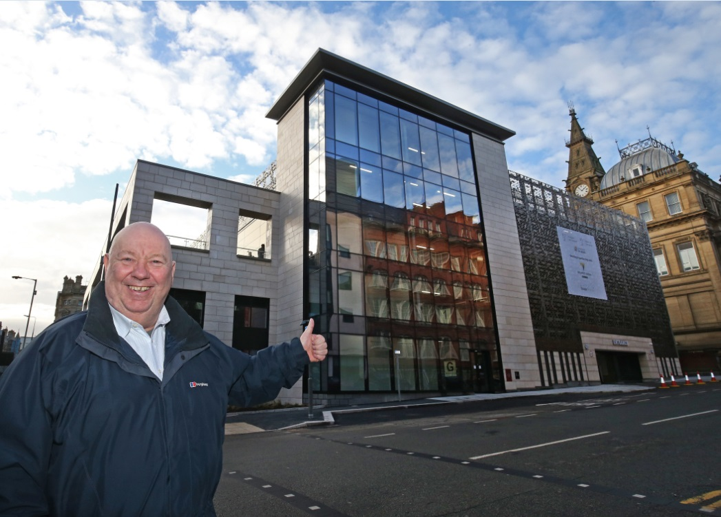 Mayor Anderson opens new £6.5m Victoria Street Car Park.jpg