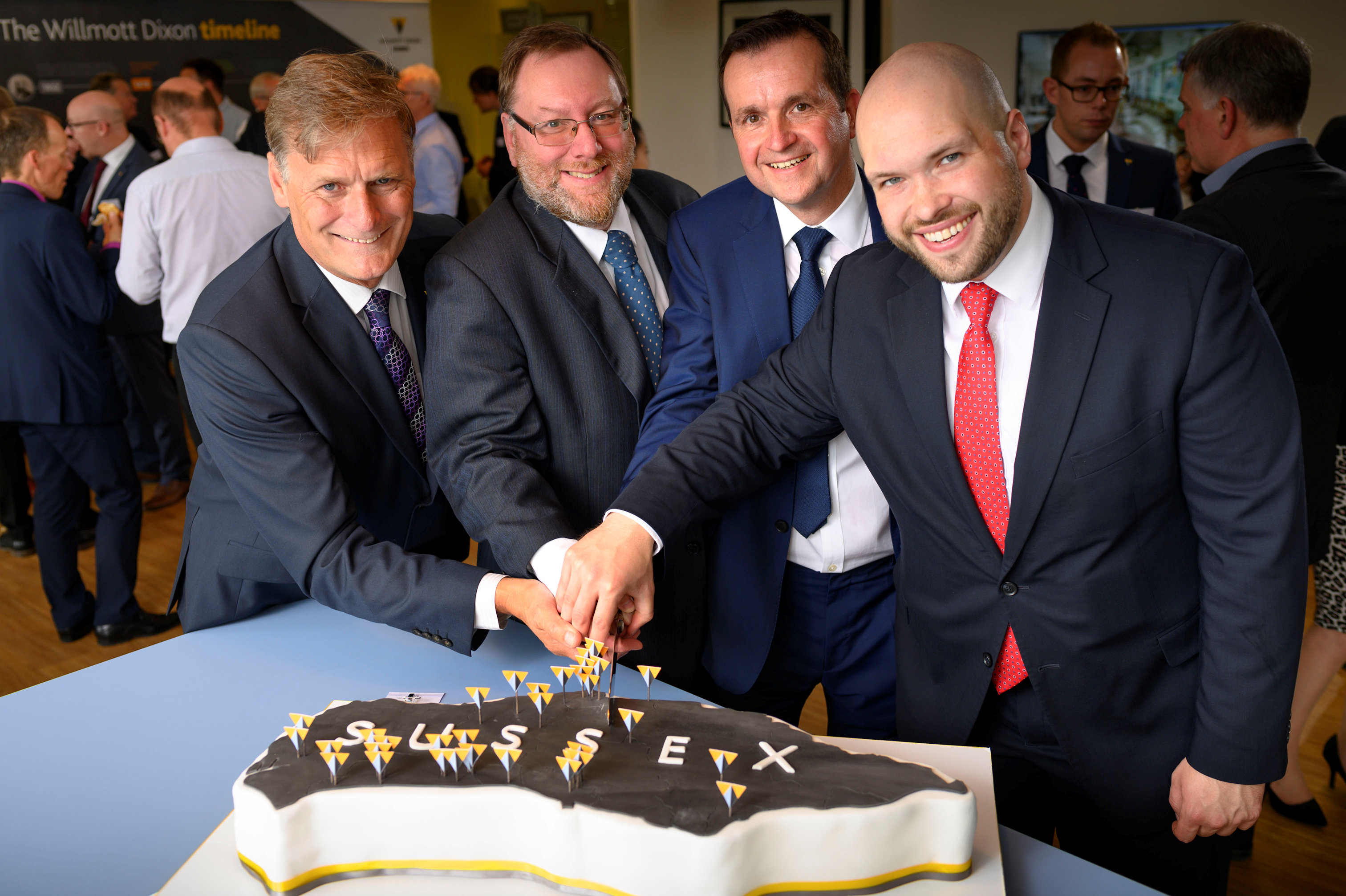 Sussex office opening - May 2019 - cake.jpg