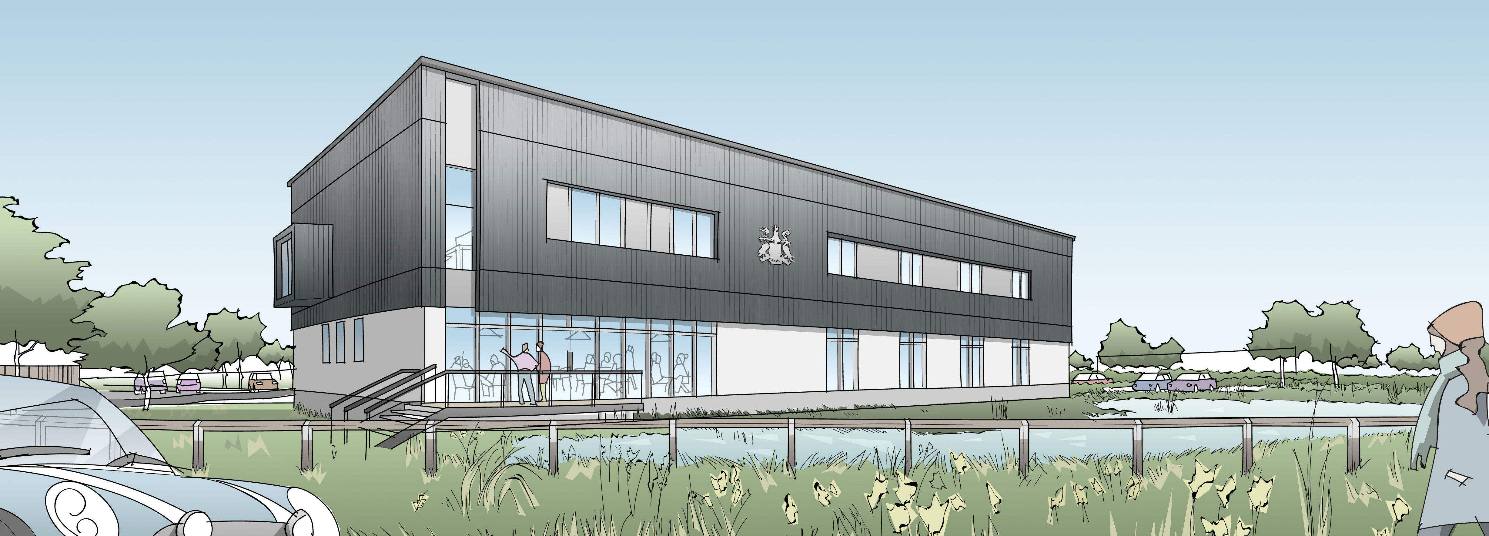 Uni of Lincoln External View Sketch 2.jpg