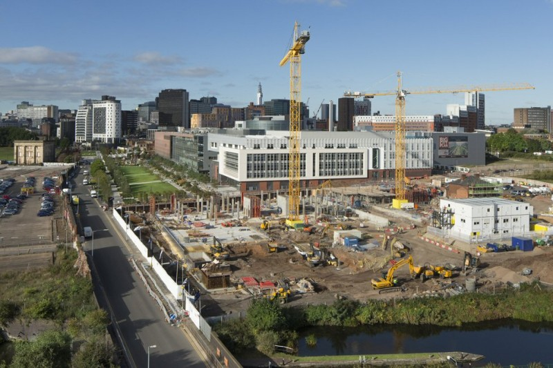 Willmott Dixon is transforming Millennium Point for Birmingham City University