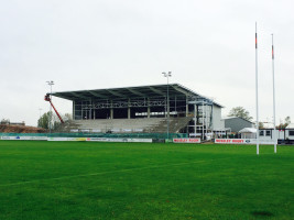 Image of Moseley rugby stadium