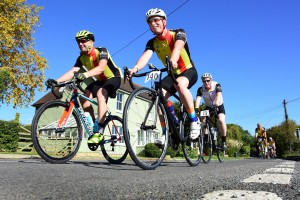 Image of Classic riders out on the road - mid.jpg